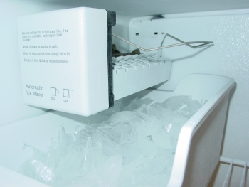 Image of refrigerator freezer