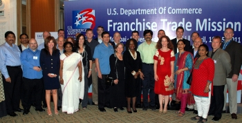 Assistant Secretary Nicole Lamb-Hale with the Entire Delegation