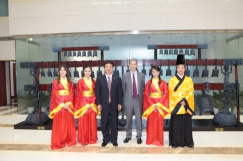 General Counsel Kerry in China