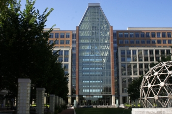 Photo of USPTO Headquarters