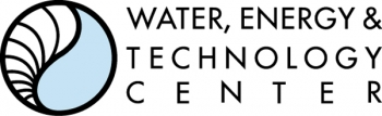 Logo for WET Center