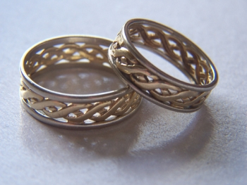 Wedding Rings (credit: firemedic58 from Flickr)