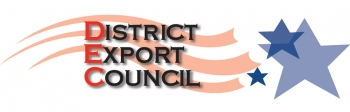 District Export Council Conference logo