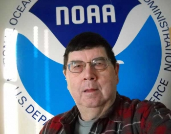 Pete Garrison, Official In Charge, Bethel  Alaska, National Weather Service