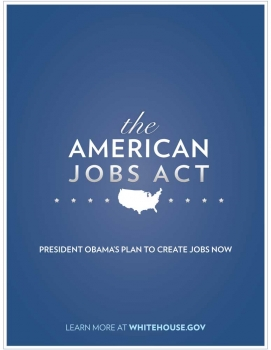 The American Jobs Act Cover