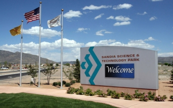 Sandia Science and Technology Park