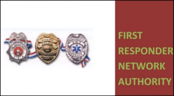 Image of logo, First Responder Network Authority (FirstNet)