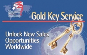 Gold Key Matching Services Logo