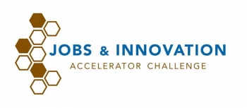 Jobs & Innovation Accelerator Challenge logo