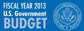 President's Fiscal Year 2013 Budget Request Logo