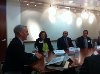 Secretary Bryson Joins Los Angeles-Area Business Leaders for a Roundtable Discussion