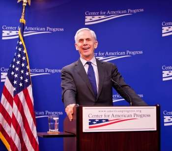 Secretary Bryson Releases the America COMPETES report on American competitiveness