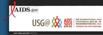 AIDS 2012 logo
