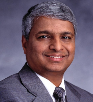 Portrait of Desh Deshpande