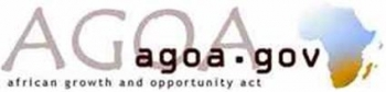 Logo: African Growth and Opportunity Act (AGOA)
