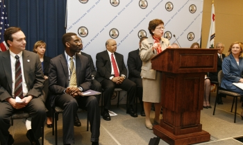 Acting Deputy Secretary Blank Delivers Remarks at Swearing-In Ceremony for New Patent Judges