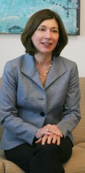 Deborah Cohn, Commissioner for Trademarks