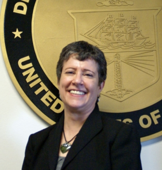 Ellen Herbst, Senior Advisor to the Deputy Secretary