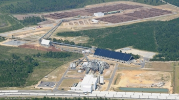 Image of Georgia biomass facility