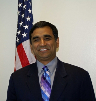 Hari Sastry, Deputy Assistant Secretary for Resource Management