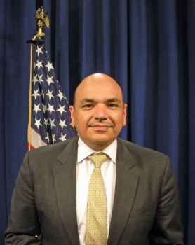 Danny Meza, Senior Advisor to the Under Secretary for Industry and Security in the Office of Congressional and Public Affairs