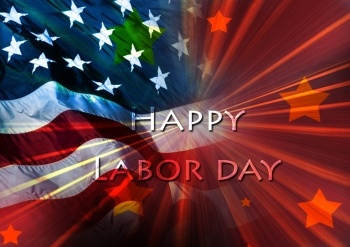 Labor Day greeting