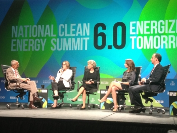 NOAA Acting Administrator Addresses Clean Energy Summit