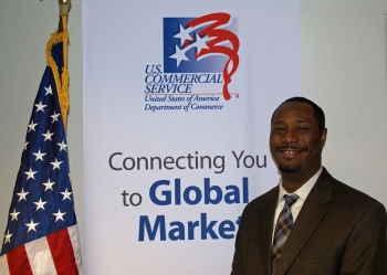 Antwaun Griffin, Deputy Assistant Secretary for Domestic Operations, International Trade Administration