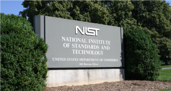 NIST campus sign