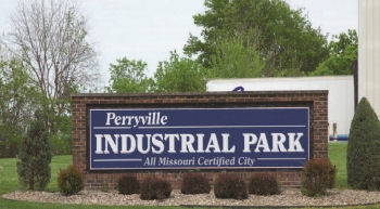 Perryville Industrial Park sign