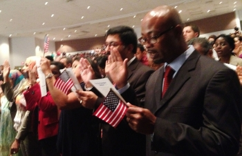 New Citizens of the United States of America
