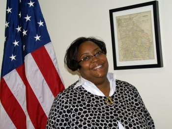 Geovette Washington, Deputy General Counsel