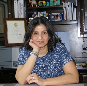 Katina Rojas Joy, Deputy Director, Office of Business Liaison
