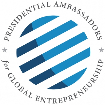 Presidential Ambassadors for Global Entrepreneurship Graphic