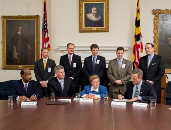 Collaborating with state and local leaders on cybersecurity