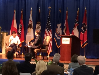 Secretary Pritzker promoting rural exports in Memphis