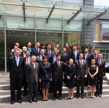 U.S. Secretary of Commerce Penny Pritzker Visits Shanghai Ahead of the Strategic and Economic Dialogue