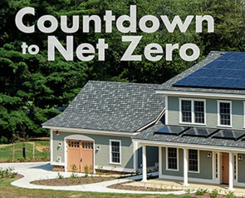 Countdown to Net Zero: NIST Test House Pursues Energy Surplus in Final Month