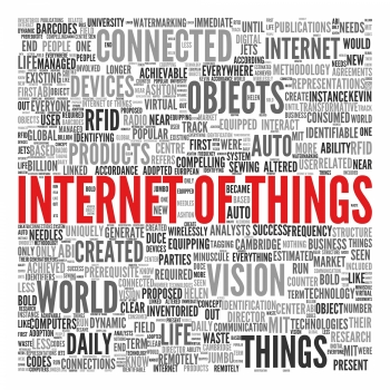 Internet of Things (graphic credit: ©XtravaganT - Fotolia.com)