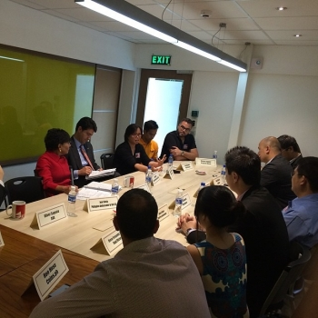 Secretary Pritzker Promotes Entrepreneurship in the Philippines