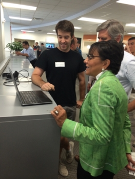 "Secretary Pritzker Joins PAGE Member Steve Case on Cincinnati Leg of ""Rise of the Rest"" Road Tour"