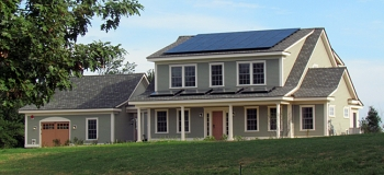 Over 6 Months, NIST Zero-Energy House Gives Back to the Grid