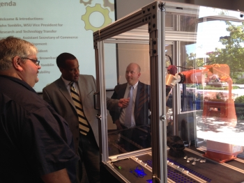 EDA Announces $1.9 Million Grant to Support Advanced Manufacturing in Recognition of Manufacturing Day