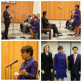 Commerce Secretary Pritzker Begins Business Development Mission to Japan and Seeks Opportunities for U.S. Companies in Health Care and Energy Sectors