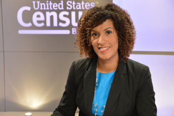 Spotlight on Commerce: Sara A. Rosario, U.S. Census Bureau