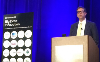 Under Secretary Mark Doms Speaks at the Big Data Innovation Summit in Boston, MA