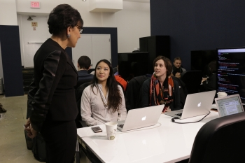 Secretary Pritzker Visits New York City's Flatiron School to See Innovative Approach to Skills Training