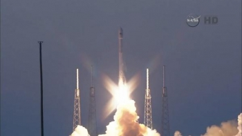 NOAA Launches New Deep Space Solar Monitoring Satellite