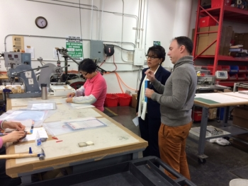 Secretary Pritzker Tours DODOcase and Highlights Successful San Francisco Exporters