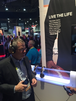 Commerce Deputy Secretary Andrews' Visit to Consumer Electronics Show Underscores Importance of Innovation and Entrepreneurship to American Economy